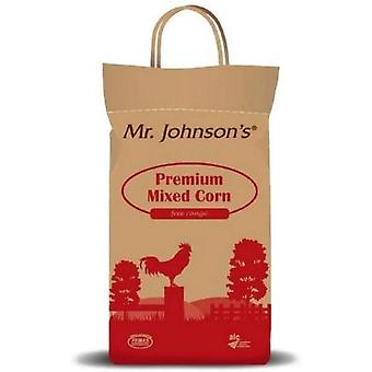 Mr Johnsons Premium Vegyes Kukorica - 5kg