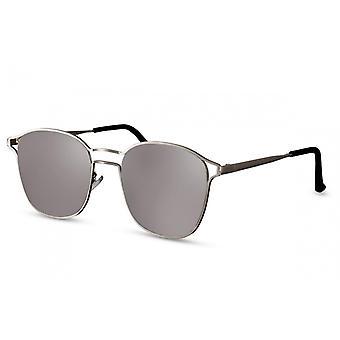 Okulary przeciwsłoneczne Unisex Prostokątny Szary (CWI1378)