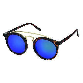 Aurinkolasit Unisex ruskea/sininen 18-103