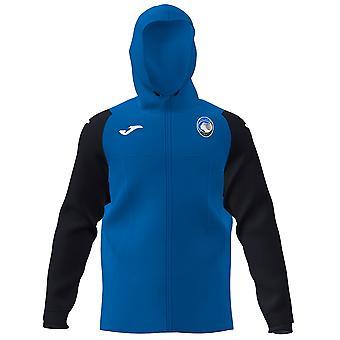 2020-2021 Atalanta Training Rainjacket (Blue)