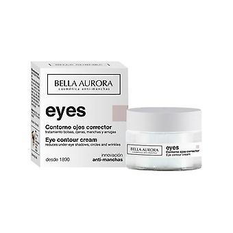 Cream contour eyes Bella Aurora (15 ml)
