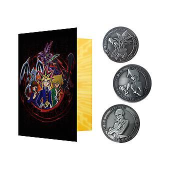 ユギオ!TCG - 3コインのリミテッドエディションコインアルバム
