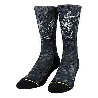 Merge 4 Gene Simmons Ascent Of Man Socks - Black