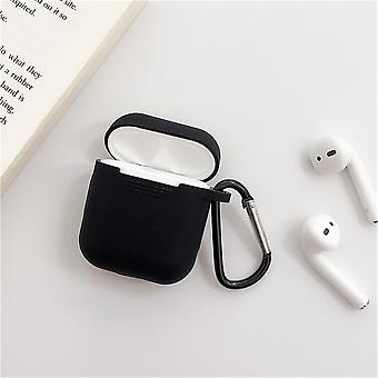 Mini Soft Silicone Case For Apple Airpods- Shockproof Cover For Apple Airpods Earphone Cases For Air Pods Protector Case