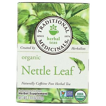 Traditional Medicinals Teas Organic Nettle Leaf Tea, 16 Bags