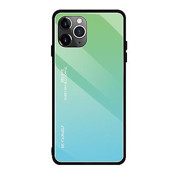 Anti-drop Szkło hartowane Phonecase dla Apple iPhone 11 6.1 &