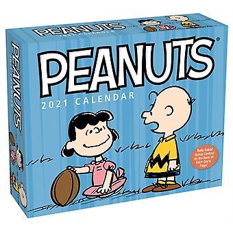 Peanuts 2021 DaytoDay Calendar by Schulz & Charles M.Peanuts Worldwide LLC