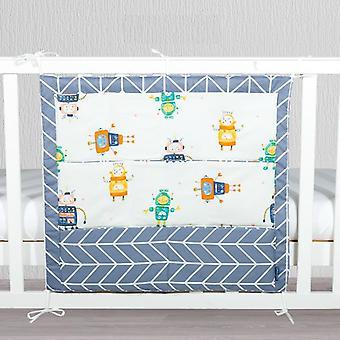 طفل سرير سرير- غرف حضانة حقيبة تخزين معلقة، كوتون كارتون حديث الولادة سرير