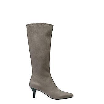 Noland Stretch Dress Boot, Smokey Taupe Suedy Stretch, 9.5 B(M) US
