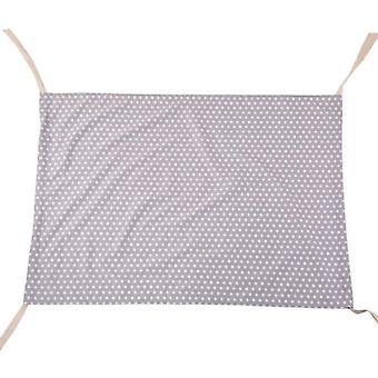 Utomhus avtagbar bärbar bekväm säng spädbarn
