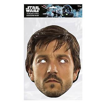 Star Wars Rogue One Cassian Andor Party Mask