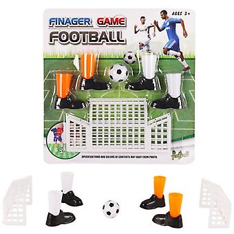 Finger Soccer Game- Finger Footballs Match Game Set With Two Goals For Fans