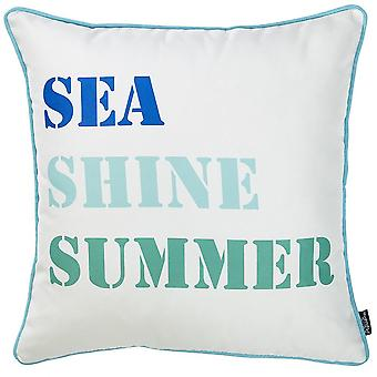 Marine Sea Shine - Pillow Cover (set 4)