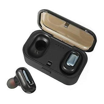 L1 Mini TWS bluetooth 5.0 Headset Wireless HiFi Stereo Sport Headphones