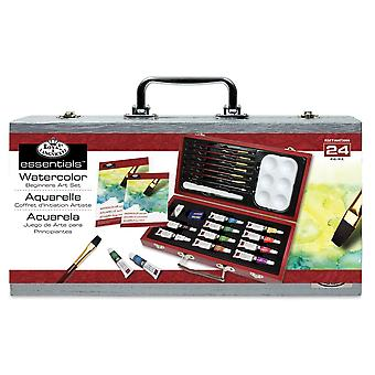Royal & Langnickel Aquarelle Beginners Art Box Set