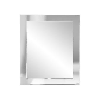 Chrome Framed Vanity Wall Mirror 32''X 36''