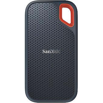 Sandisk extrémne prenosné SSD 500 gb až 550 MB / s čítať
