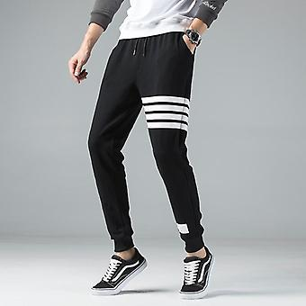 Men's Casual Sweatpants, Solid Trousers, Men Joggers Pants