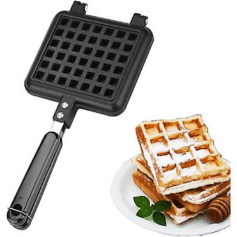 Cafopgrill Non-Stick Waffle Maker Pan Mould Mold Press Plate Cooking Baking Tool