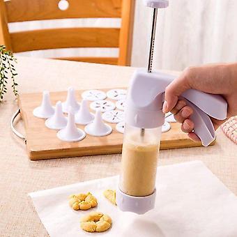 Comfort Grip Ergonominen evästepuristaja