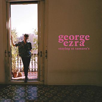 George Ezra - Opholder sig på Tamaras Vinyl
