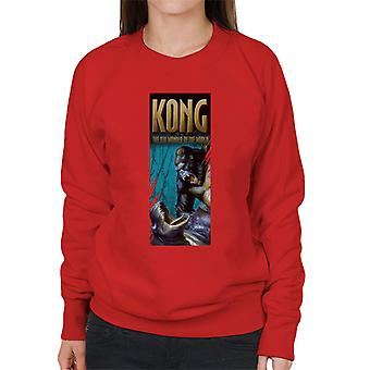 King Kong La 8a Maravilla del Mundo Mujer's Sudadera