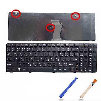 Ryska Laptop tangentbord för Lenovo