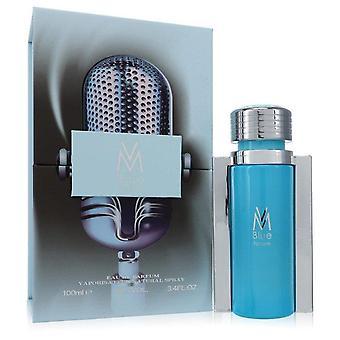 Victor manuelle blue eau de toilette spray by victor manuelle 535699 100 ml