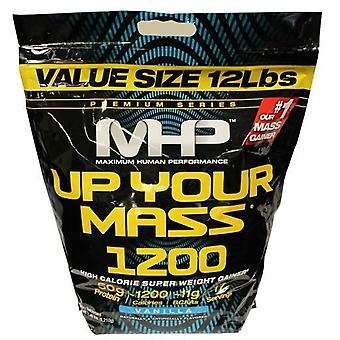 MHP Up Your Mass 1200 Chocolate 5321 gr