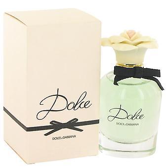 Dolce Eau De Parfum Spray af Dolce & Gabbana 1,6 oz Eau De Parfum Spray