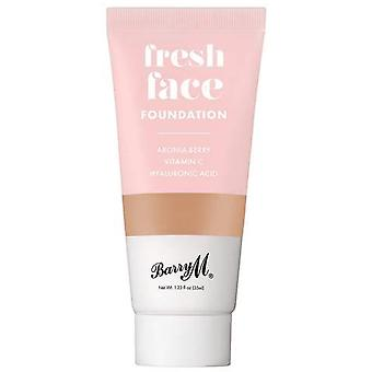 Barry M Fresh Face Liquid Foundation - Shade 11