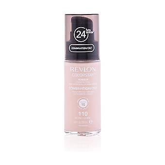 Colorstay foundation combination/oily skin #110-ivory 30 ml