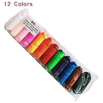 12 Color Polymer Clay