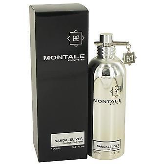 Montale Sandal Silver Eau De Parfum Spray (Unisex) By Montale 3.4 oz Eau De Parfum Spray