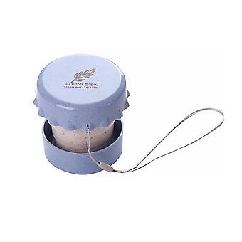 Plastic Telescopic Drinking Collapsible Folding Cup For Travel Camping