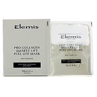Elemis Quartz pro-collagen take-off mask