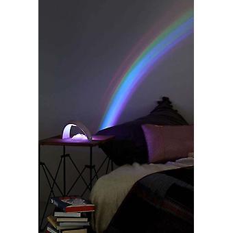 Romanttinen sateenkaaren led-projektori