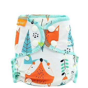 Waterproof Pul Fit 3-6kg Baby Diapers