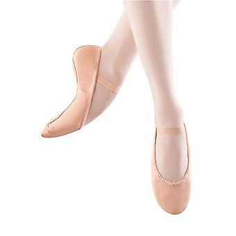 Bloch Kids Dance Girl's Dansoft Full Sole Leather Ballet Slipper/Shoe