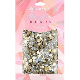 Kiara Sky  Bling It On Rhinestones Collection - Be Jeweled (50 Pieces) (KSR06)