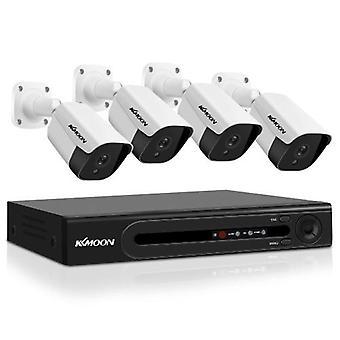 Сделка 5MP система безопасности камеры 8 канал DVR No 4PCS 5MP Super HD Крытый Открытый водонепроницаемый cctv камеры наблюдения поддержки ночного видения обнаружения движения удаленного мониторинга нет жесткого диска
