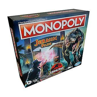 Jurassic Park Monopoly Brettspiel
