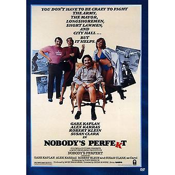 Nobody's Perfekt [DVD] USA import