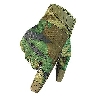 Military Tactical Gloves Motorcycle Touchscreen Gloves
