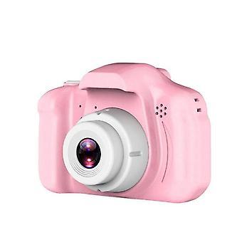 Çocuk Dijital Kamera, Hd Fotoğraf, Video, Çok Fonksiyonlu Eğitim, Destek