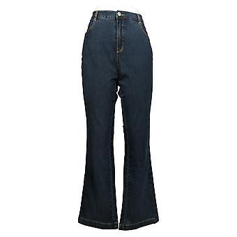 G.I.L.I. lo consiguió amor jeans de mujer dual stretch boot cut azul