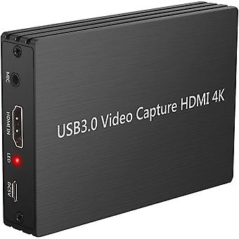 FengChun HDMI Capture Card 4K Game Capture Card von , HDMI zu USB 3.0 Live Video Capture mit 1080P
