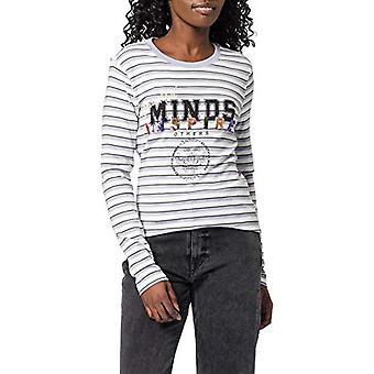 s.Oliver 120.10.102.12.130.2061000 T-Shirt, 48 G8, 50 Donna