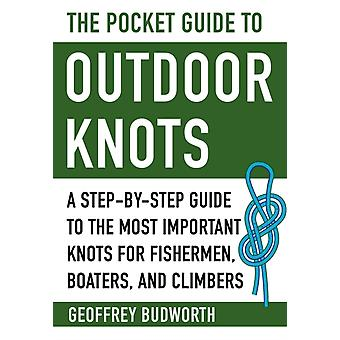 The Pocket Guide to Outdoor Knots by Geoffrey Budworth