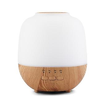 Electric Aromatherapy Diffuser Essential Oil Air Humidifier Ultrasound Wood Grain USB Humidifiers